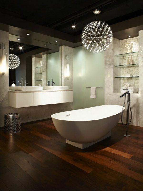 Inspiration Top 7 Modern Bathroom Lighting Ideas Medium