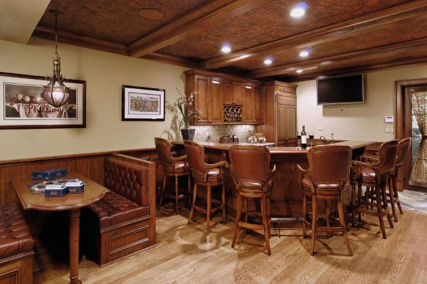Inspirational 35 Best Home Bar Design Ideas Medium