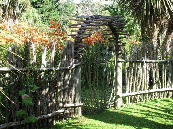 Inspirational Garden Fence Ideas For Great Home And Garden Medium