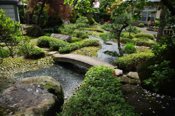 Inspirational Japanese Garden And Kura Storage In Hirakawacityaomori Medium