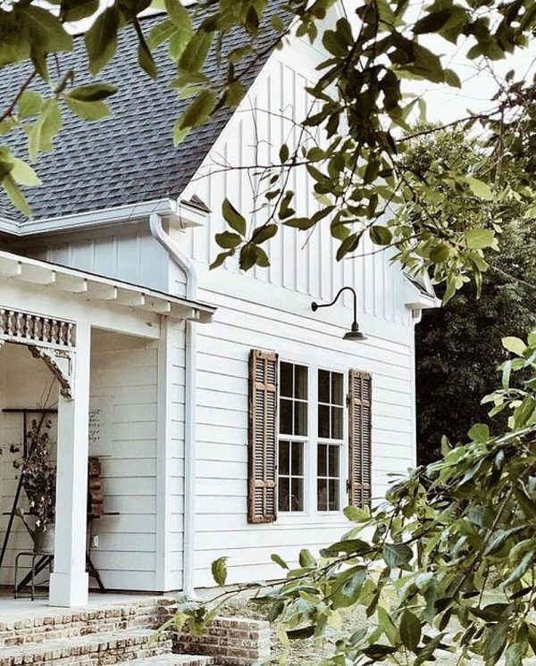 Inspirational Key Characteristics Of Modern Farmhouse Homes Medium