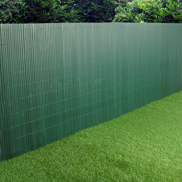 Inspirational Pvc Garden Fence Plastic Panel Screen Double Faced Green Medium
