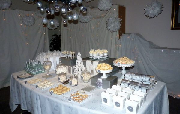 Inspirational Real Party Is Winter Wonderland Birthday Party Medium