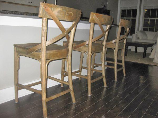 Inspirational Rustic Counter Stoolstedxumkc Decoration Medium