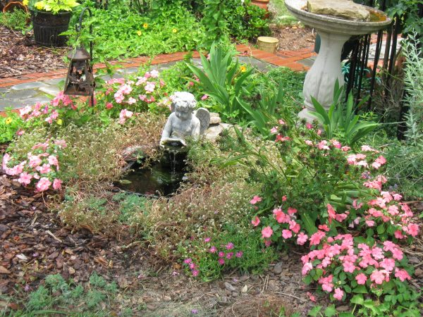Inspirational Small Pet Memorial Garden Ideas Photographremembrancej Medium