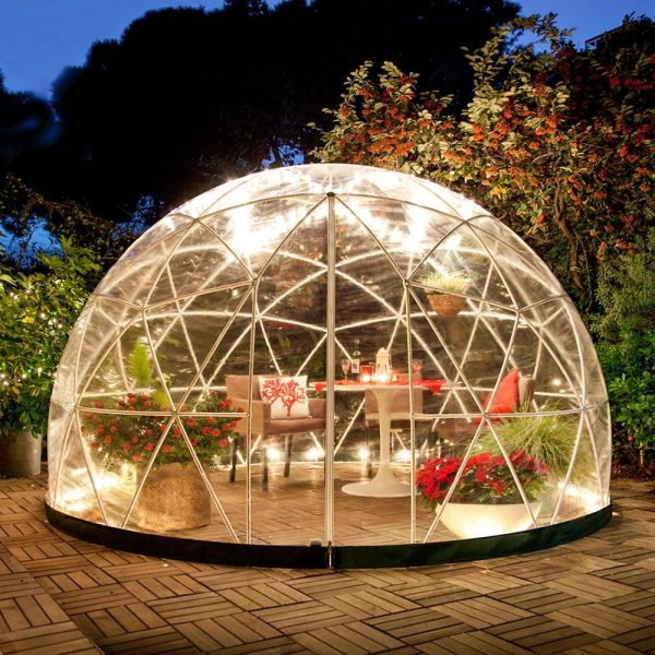Inspirational The Unique Garden Igloo Is A Multipurpose Portable Dome Medium