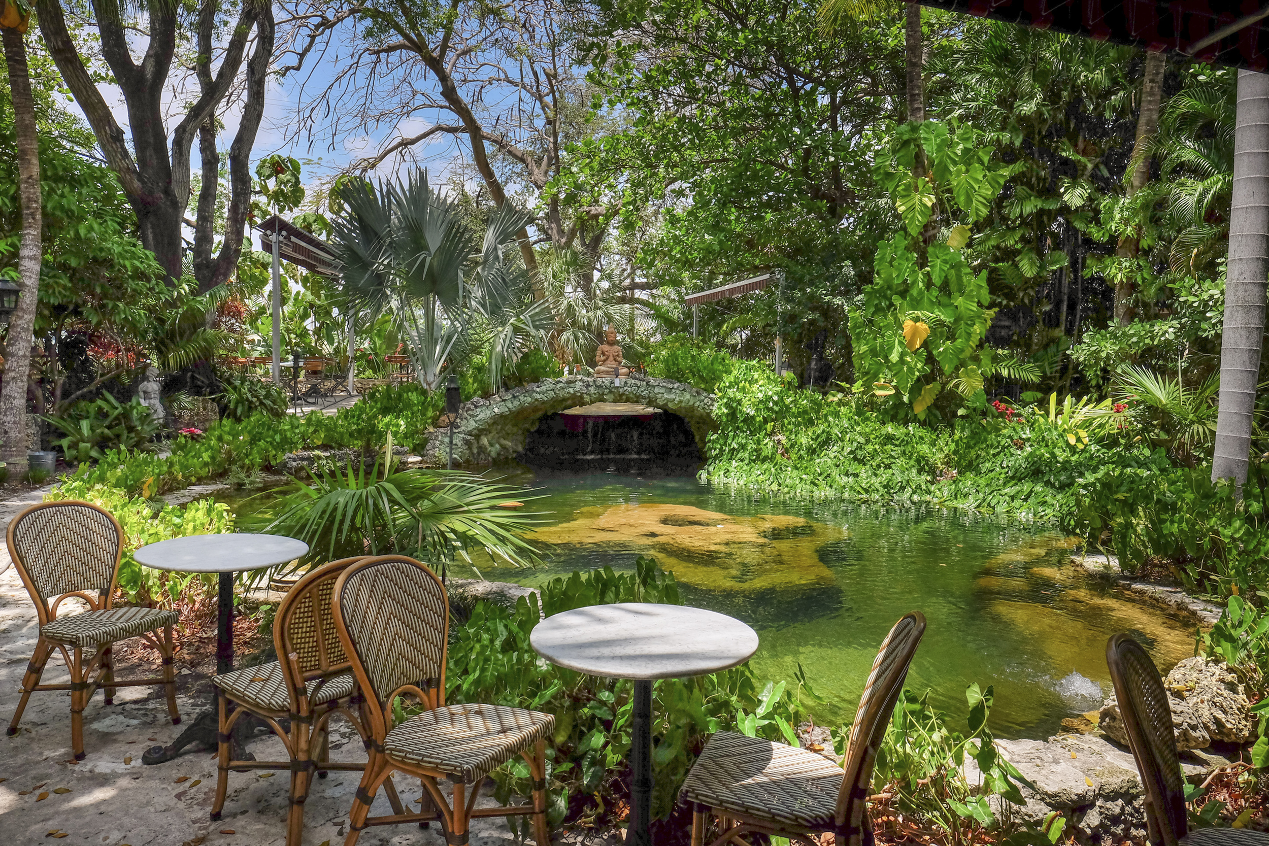 inspirational where to dine al fresco in miami