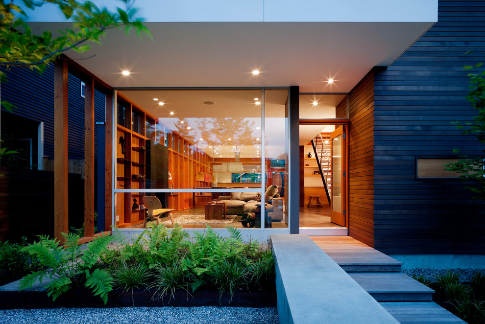 looking 16 enchanting modern entrance designs that boost the