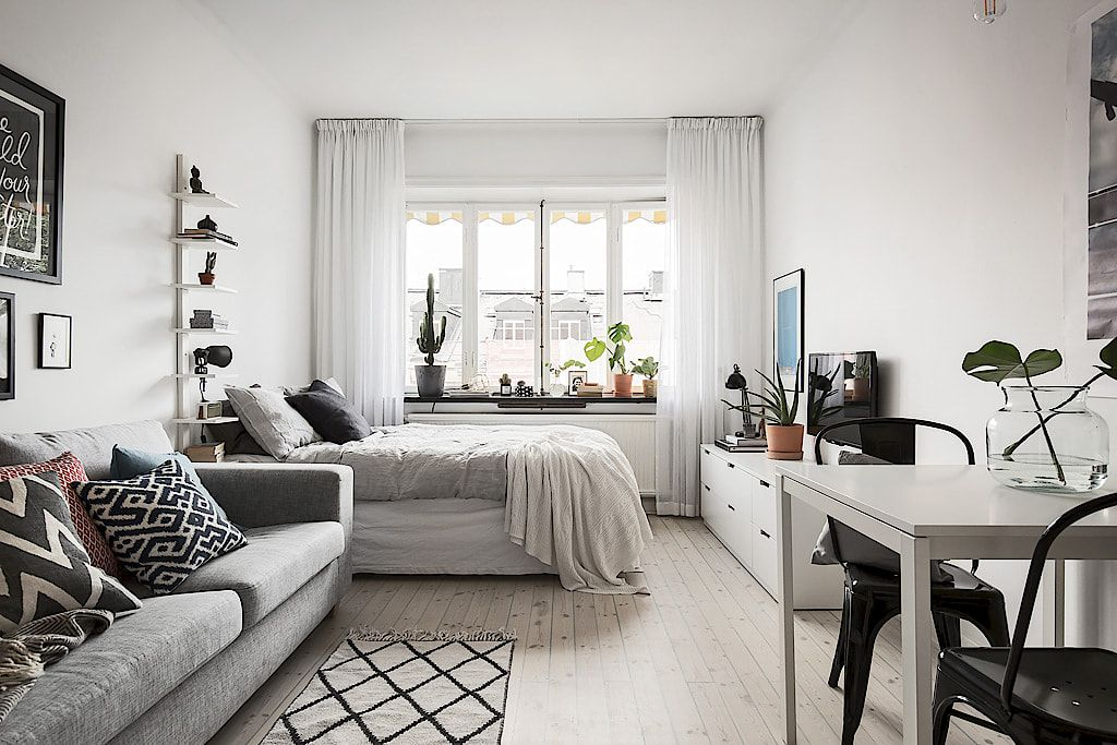 looking 24 studio apartment ideas and design that boost your
