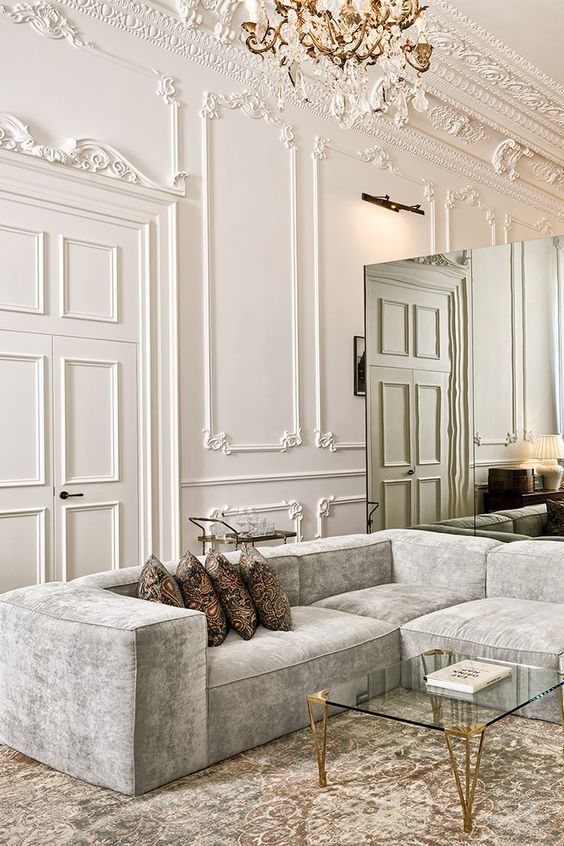 Looking 25  Best Ideas About Neoclassical Interior On Medium