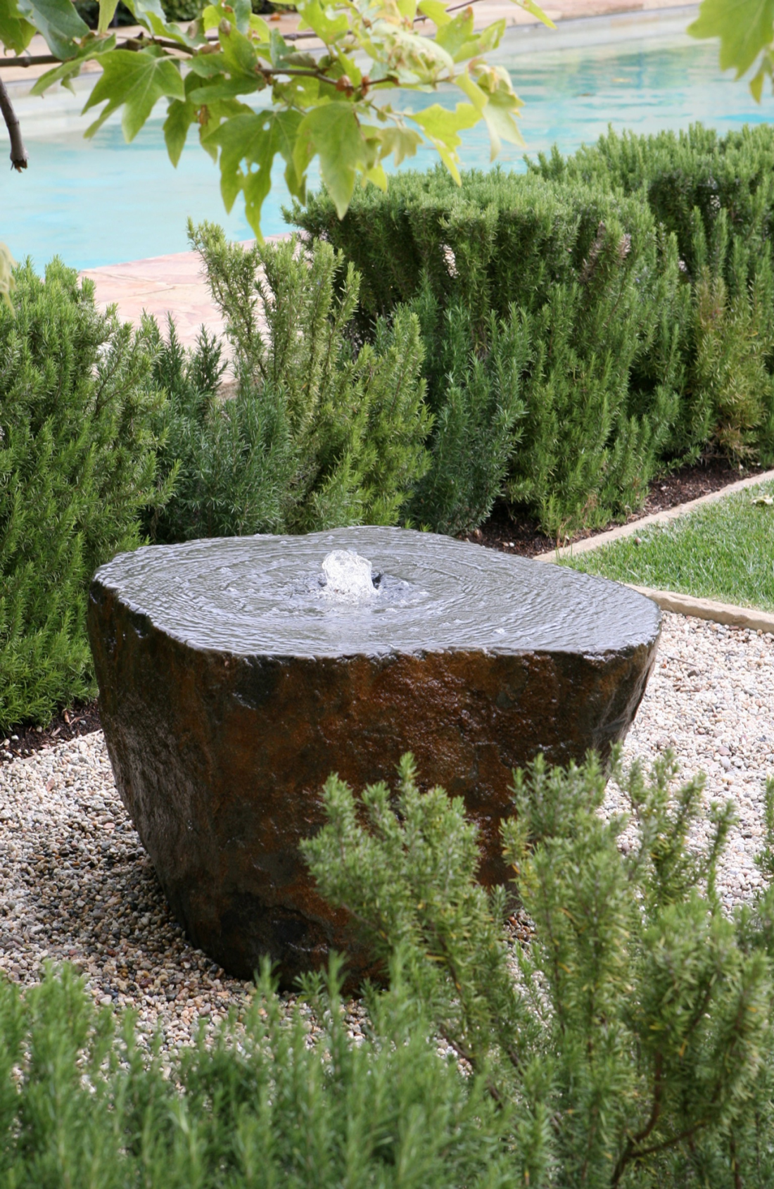 looking best 25  stone fountains ideas on water