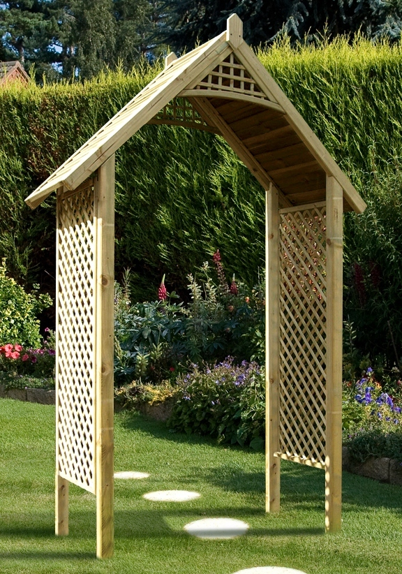 Looking Garden Archesbuy Metal   Wooden Arches Onlinegazebo Medium