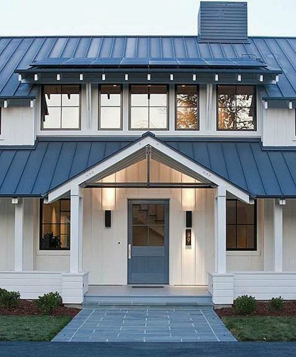 Looking Key Characteristics Of Modern Farmhouse Homes Medium