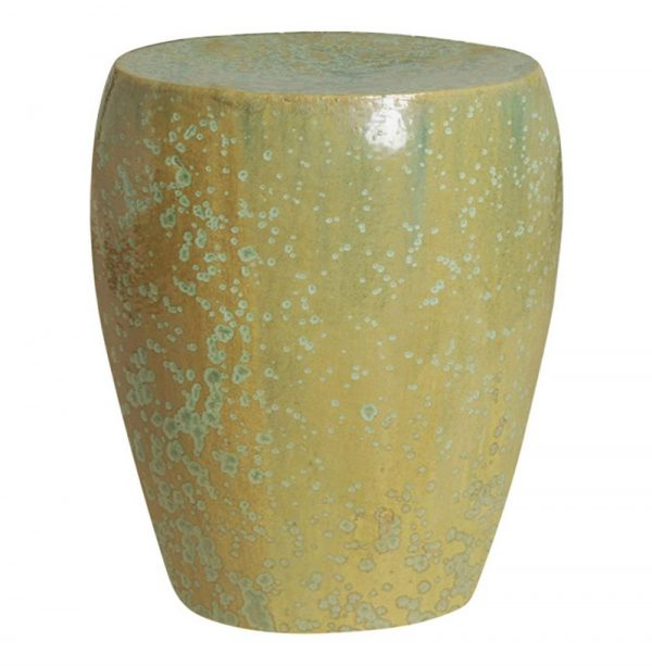 Looking Light Sage Green Frost Coastal Beach Simple Ceramic Garden Medium