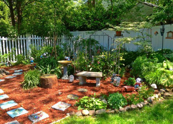 Looking  Memorial Garden Ideas Photographmoms Memorial G Medium