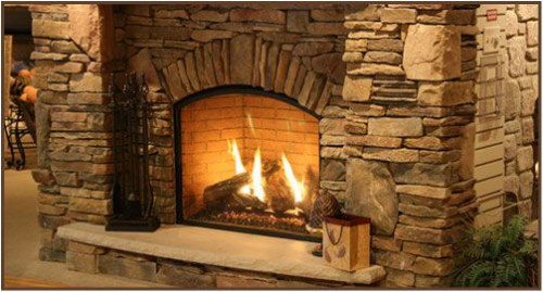 Looking Prefab Wood Burning Fireplace 19 Photos Bestofhouse Medium