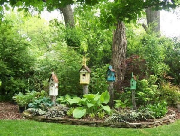 Looking Rustic Garden Ideas Pictures Photographrustic Landscaping Medium