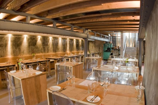 Looking The Carne Restaurant Interior By Inhouse Brand Architects Medium
