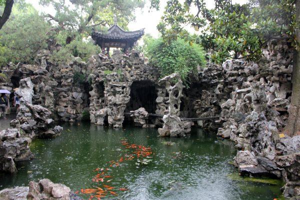 Looking Yangzhou China Geyuan Garden  Michaels Adventures Medium