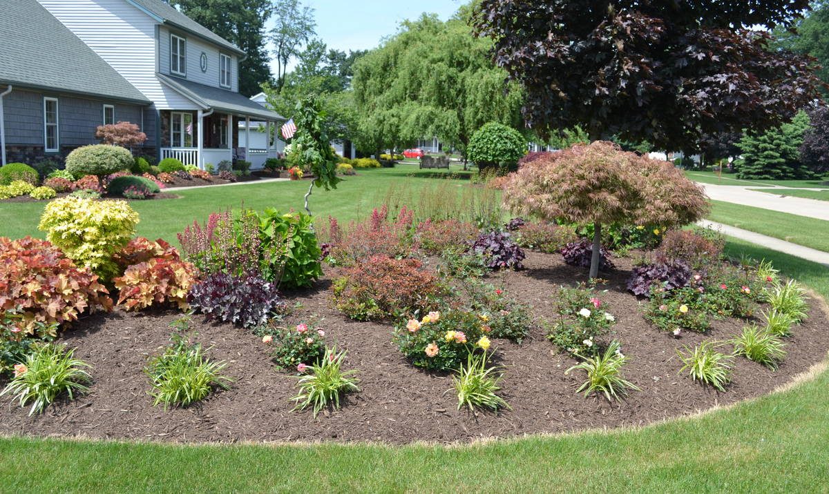 our favorite 23 landscaping ideas with photos mikes backyard nursery  43  awesome garden design