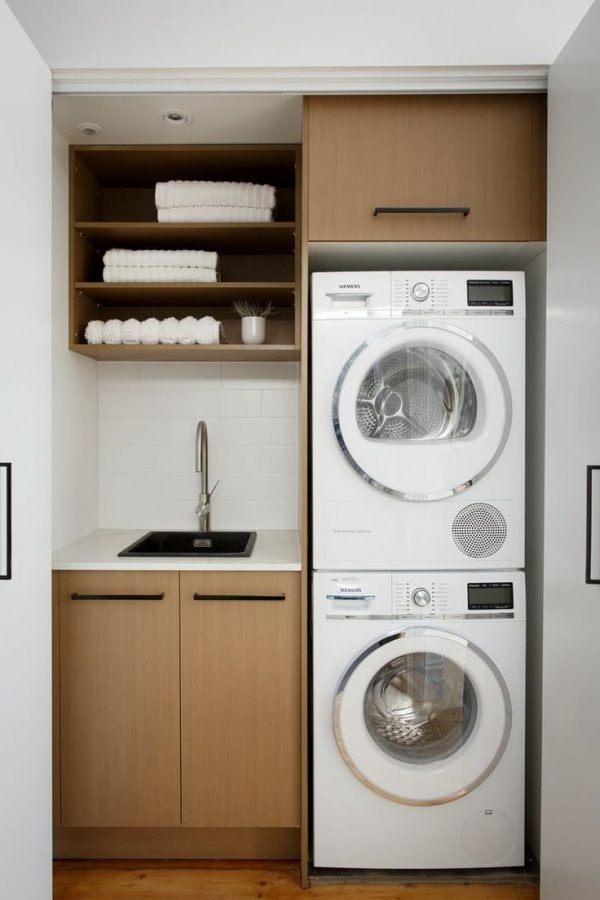 Our Favorite 25  Best Ideas About Small Laundry Rooms On Medium