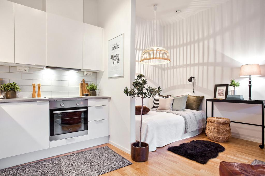 our favorite 25 stylish design ideas for your studio flatthe luxpad