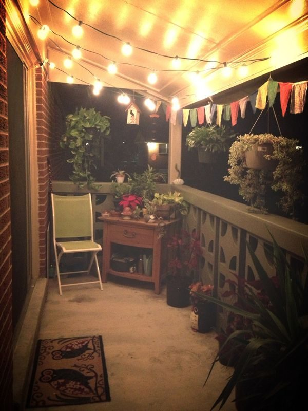 Our Favorite Best 25  Balcony Lighting Ideas On Outside Medium