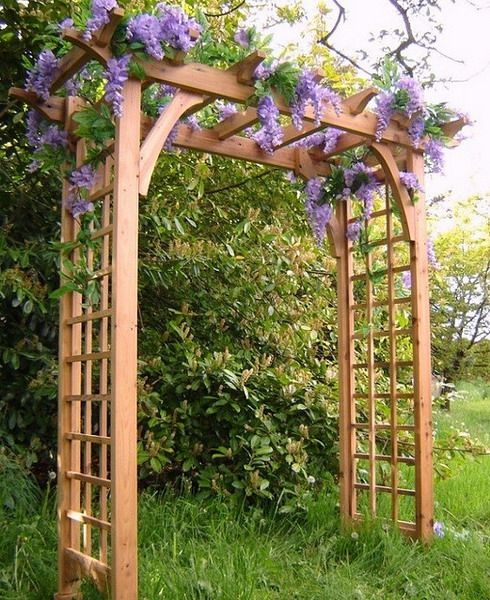 Our Favorite Best 25  Garden Archway Ideas On Garden Arches Medium