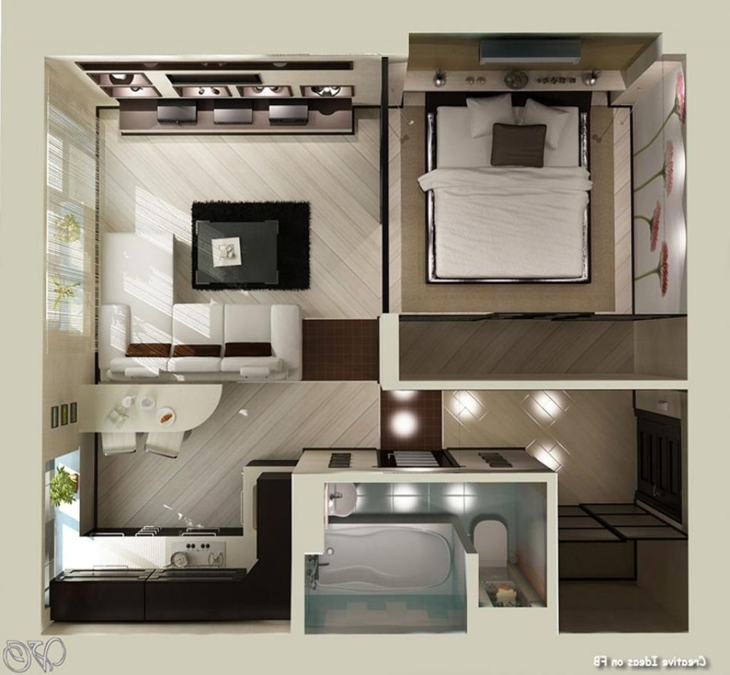 our favorite  classy small apartment plans on  young couple
