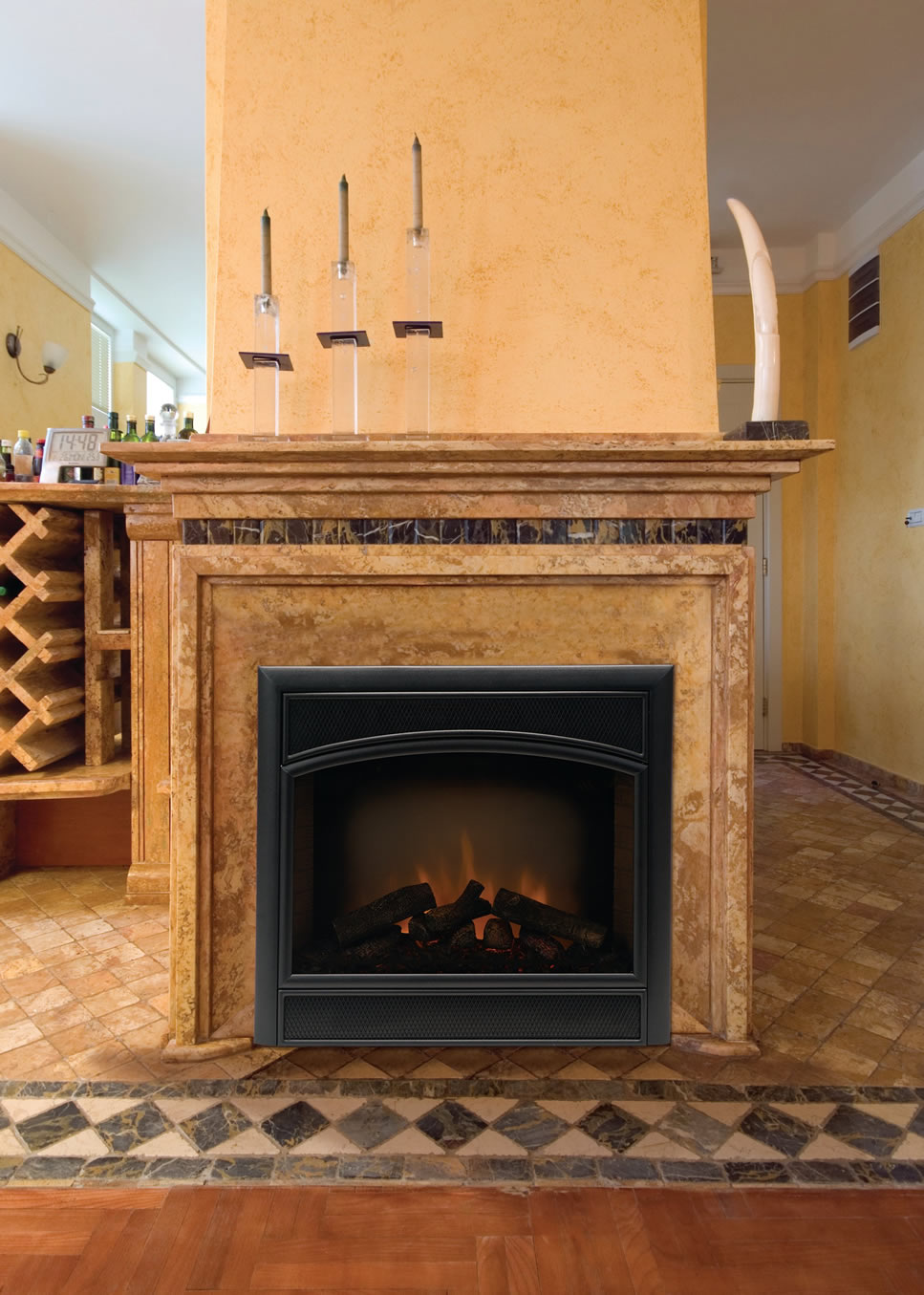 our favorite fireplace wonderful rustic home interior decoration with