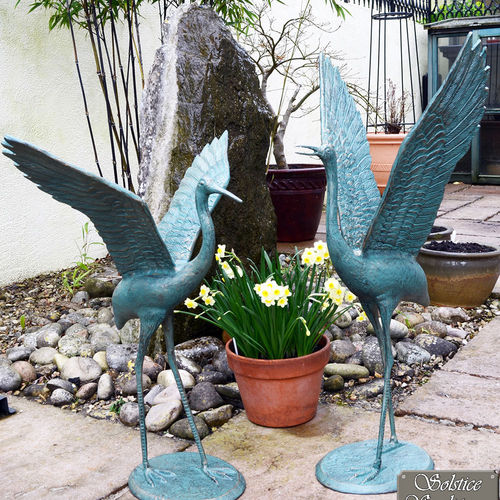 Our Favorite Garden Ornamentssculpture Gardengarden Statues Uk Medium