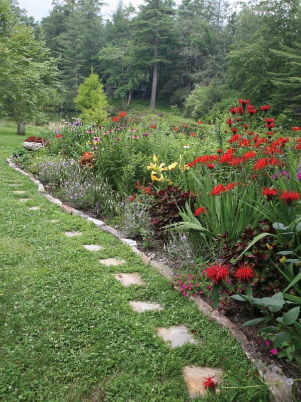 Our Favorite Ideas For Landscaping In Front Of Rectangular Shaped House Medium