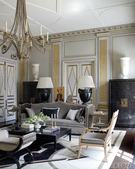 Our Favorite Jean Louis Deniot Neoclassical Interiorshouses Medium
