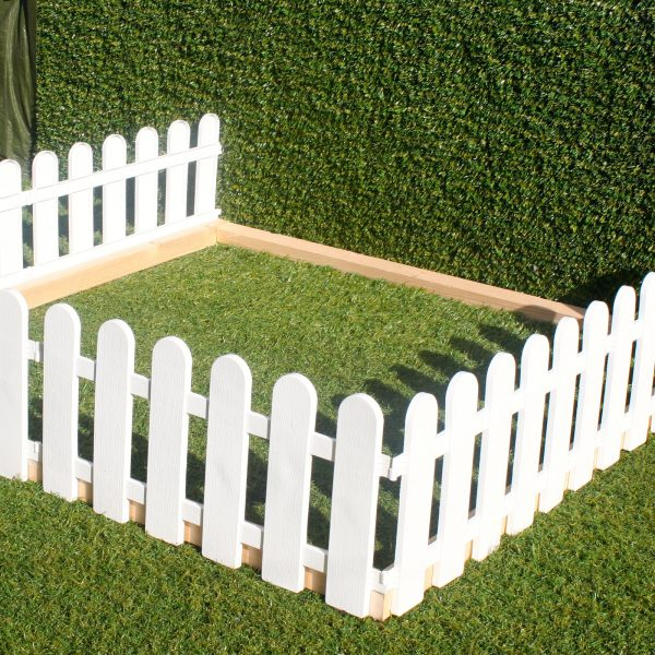 Our Favorite Plastic Fencing Lawn Grass Border Path Grave Edging Fancy Medium