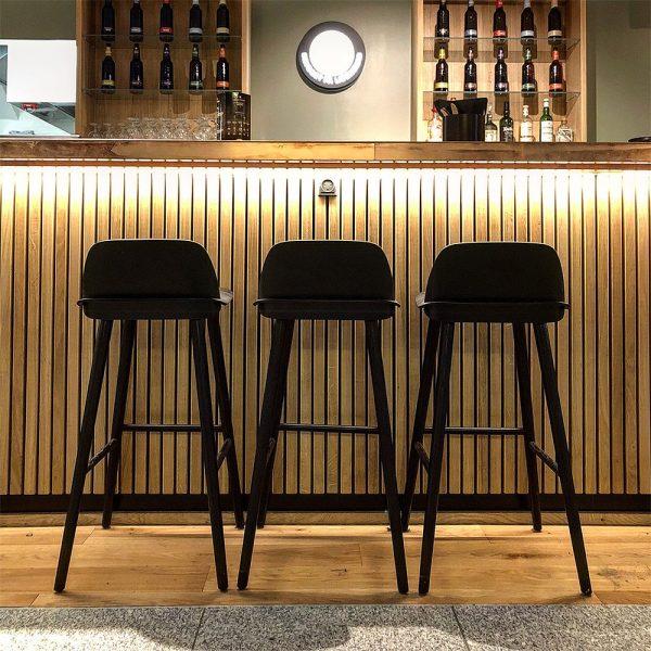 Our Favorite Top3 By Design Muuto New Nordic Muuto Nerd Bar Stool Medium