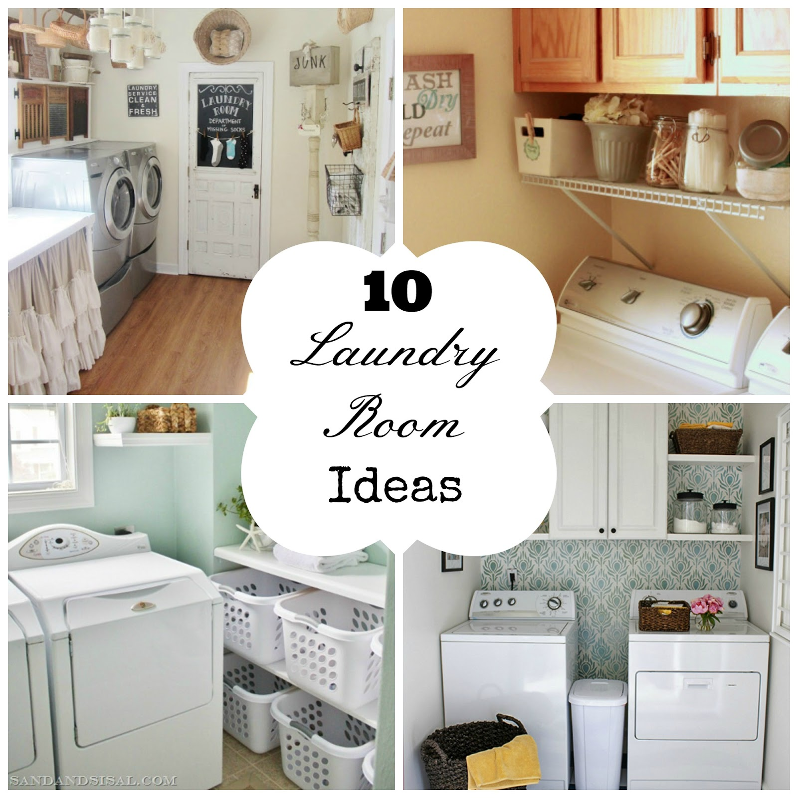 perfect 10 laundry room ideasfun home things