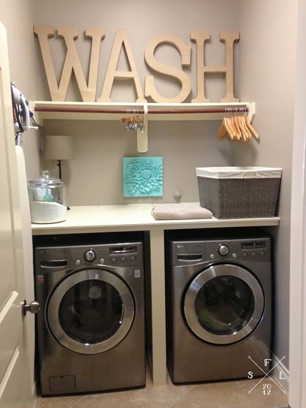 perfect 10 spacious small laundry room ideas housely