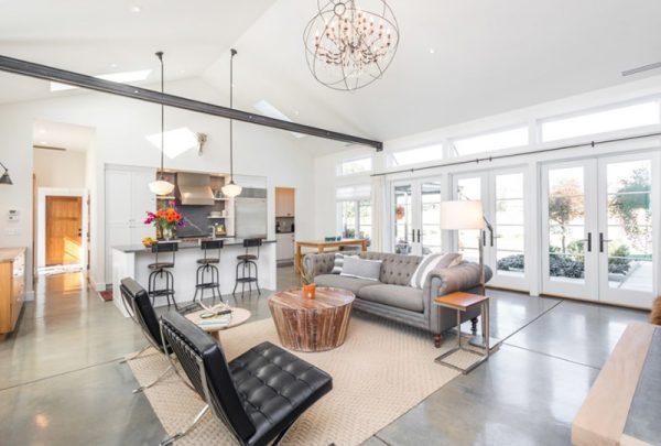 Perfect 20 Modern Farmhouse Living Room Designshome Design Lover Medium