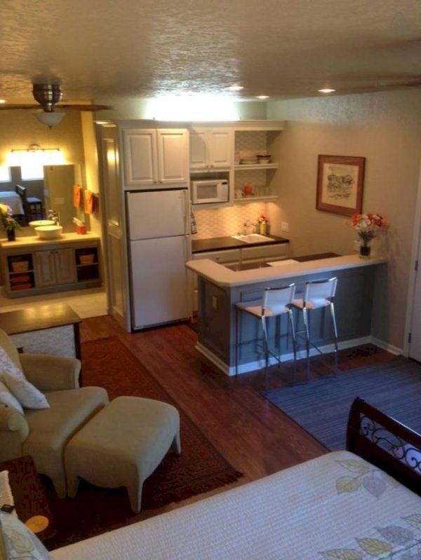 Perfect 57 Small Basement Apartment Decorating Ideasapartment Medium