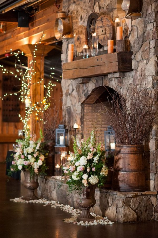 Perfect Best 25  Rustic Fireplaces Ideas On Rustic Medium