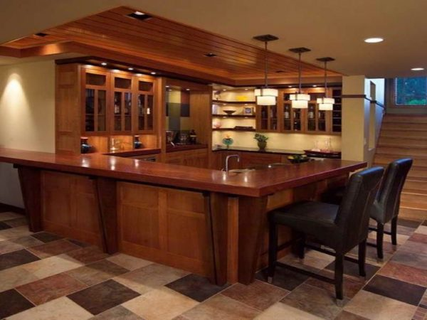Perfect Best 25  Small Basement Bars Ideas On Man Cave Medium