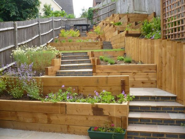 Perfect Child Friendly Terraced Garden Google Searchkids Medium