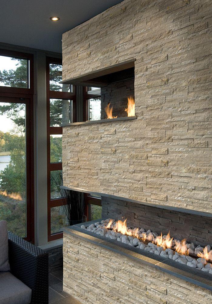 perfect durango cream stackstone ledger stone travertine