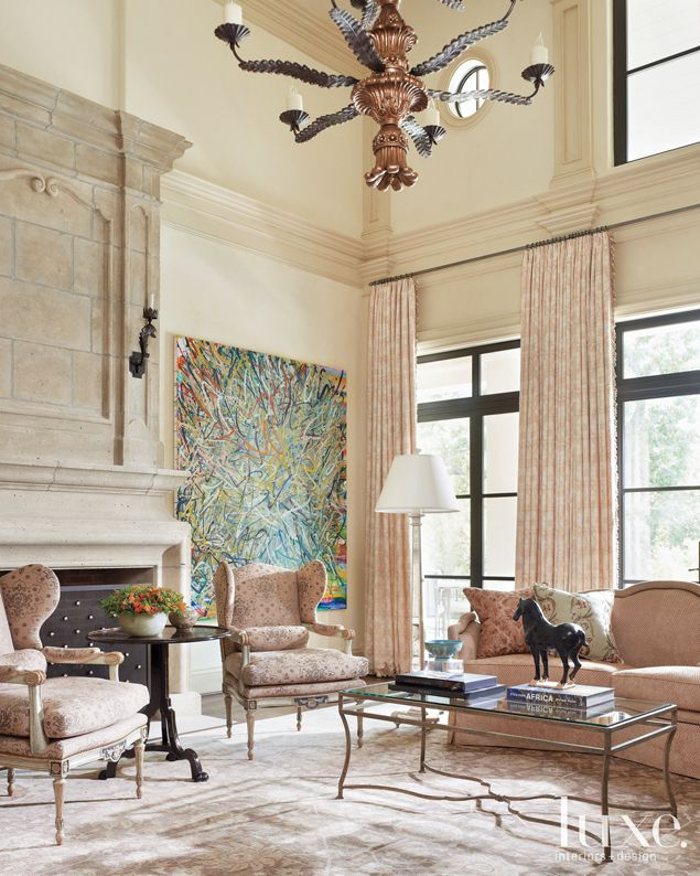perfect here a french neoclassicalstyle residence in dallas