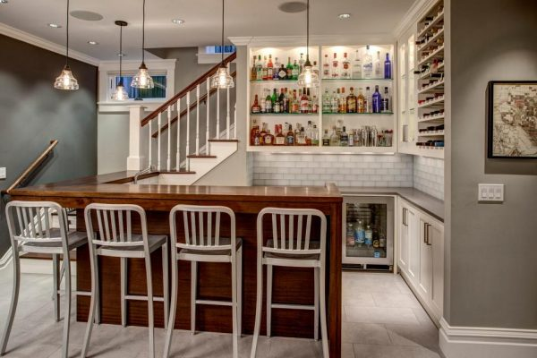 Perfect Home Bar Ideas 89 Design Optionshgtv Medium