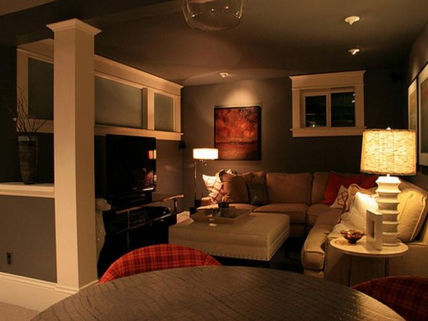 Perfect Small Bar For Basement Cool With Basement Apartment Ideas Medium