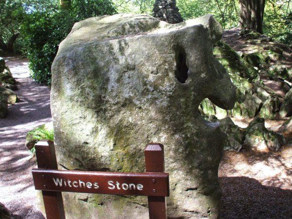 Perfect The Online Buzzletter Ireland Trip  55 Witches Garden Medium