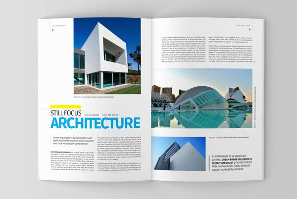 Popular 20  Beautiful Modern Brochure Design Ideas For Your 2014 Medium