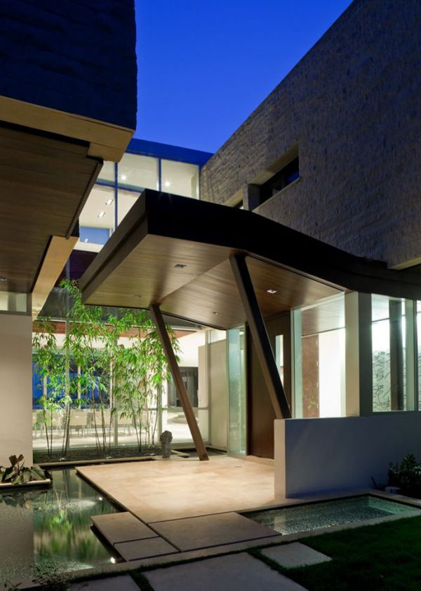 Popular 40 Modern Entrances Designed To Impress  Architecture Beast Medium