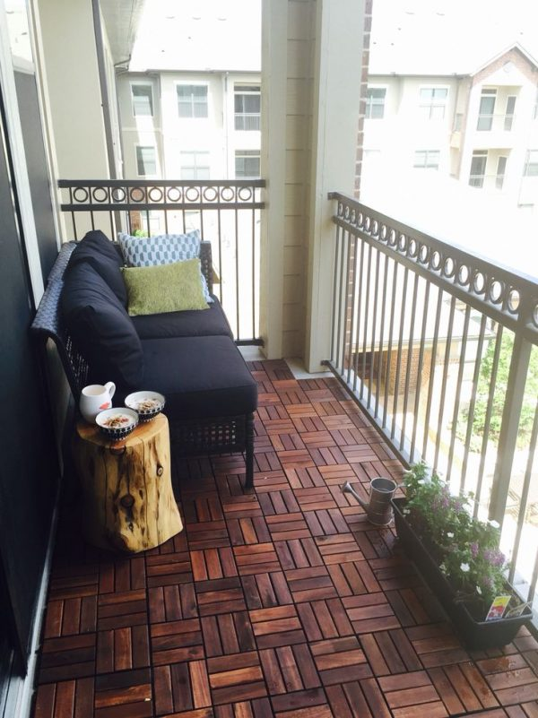 Popular Best 25  Apartment Balcony Decorating Ideas On Medium
